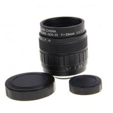 Spotter lens
